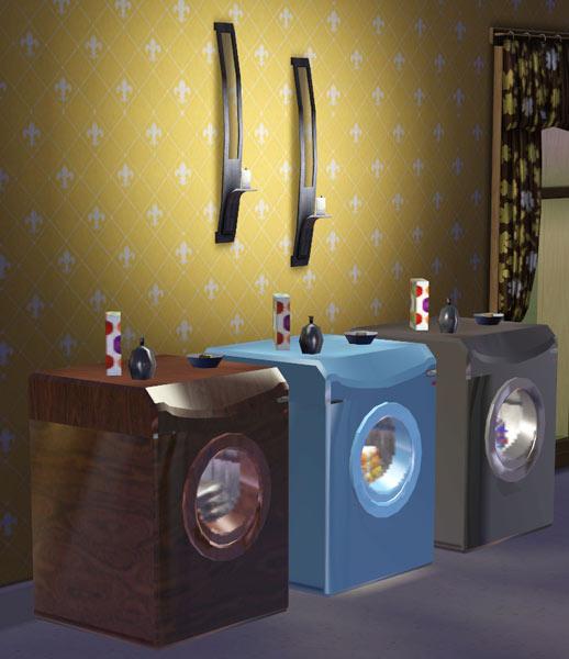 Стиральная машина (декорация!)