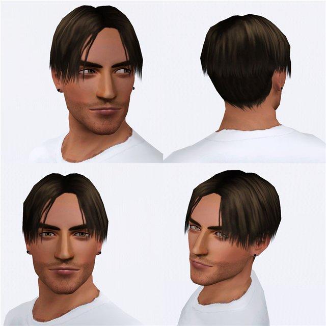 Прическа 0.3 мужская
