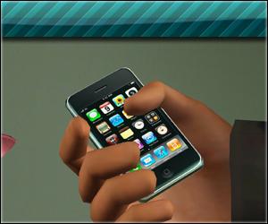 Apple iPhone заменяет стандартный телефон