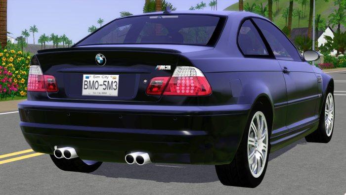 BMW M3 E46 Coupe