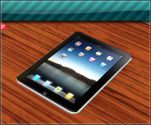 Декоративный Apple iPad