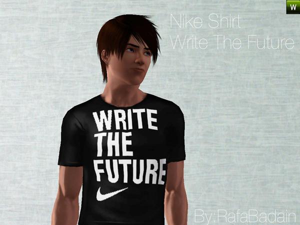 Футболка Nike Write The Future