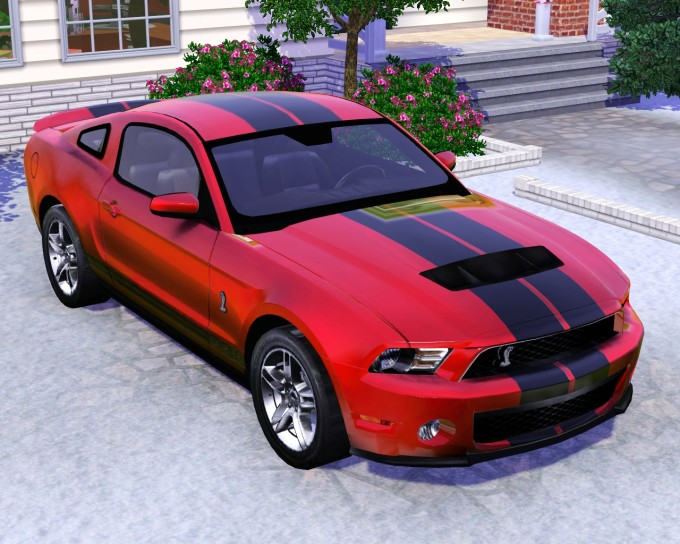 Ford Mustang Shelby G.T.500