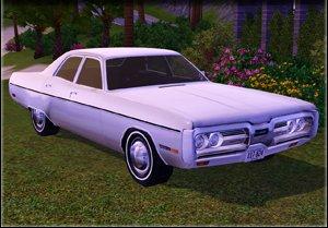 Plymouth Fury 1972
