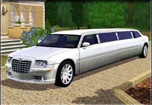 Chrysler 300 C Limo