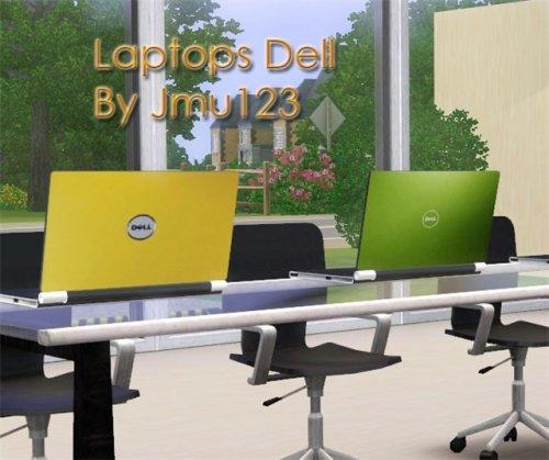 Ноутбук Dell для Sims 3